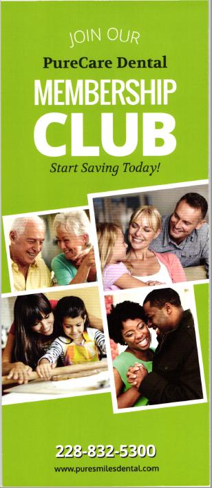 PureCare Dental Membership Club